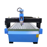 Aluminium Cutting Engraving Machine CNC Router