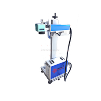 Fiber Flying Laser Marking Machine For HDPE/PP Pipes