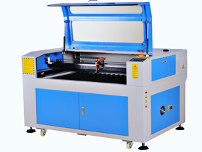 80W 100W 900*600mm Laser Engraving Machine