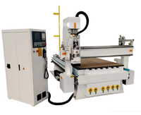 Economical Linear ATC CNC Router 5'x10'