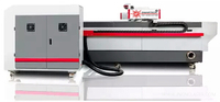 Automated Oscillating Knife Cutting Machine Plotter Cutter