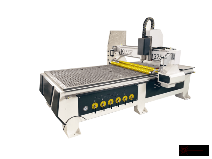 CNC Router 1325 Vacuum Table Good Price