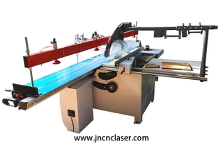 China Sliding Table Saw A