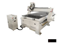 CNC Router with Edge Patrol Machine CCD Camera system