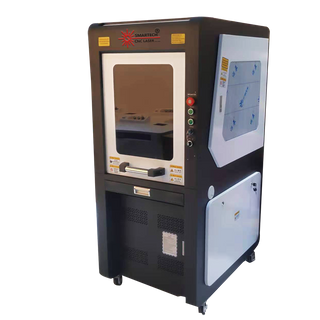 3D Fiber Laser Engraving Machine Curved Surface and Dynamic Focusing
