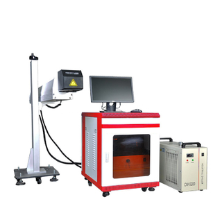 Flying Co2 Laser Marking Machine For Nonmetal Online Marking Plastic Bottle Acrylic Wood PCB Best Price Flying Co2 Laser Marking Machine