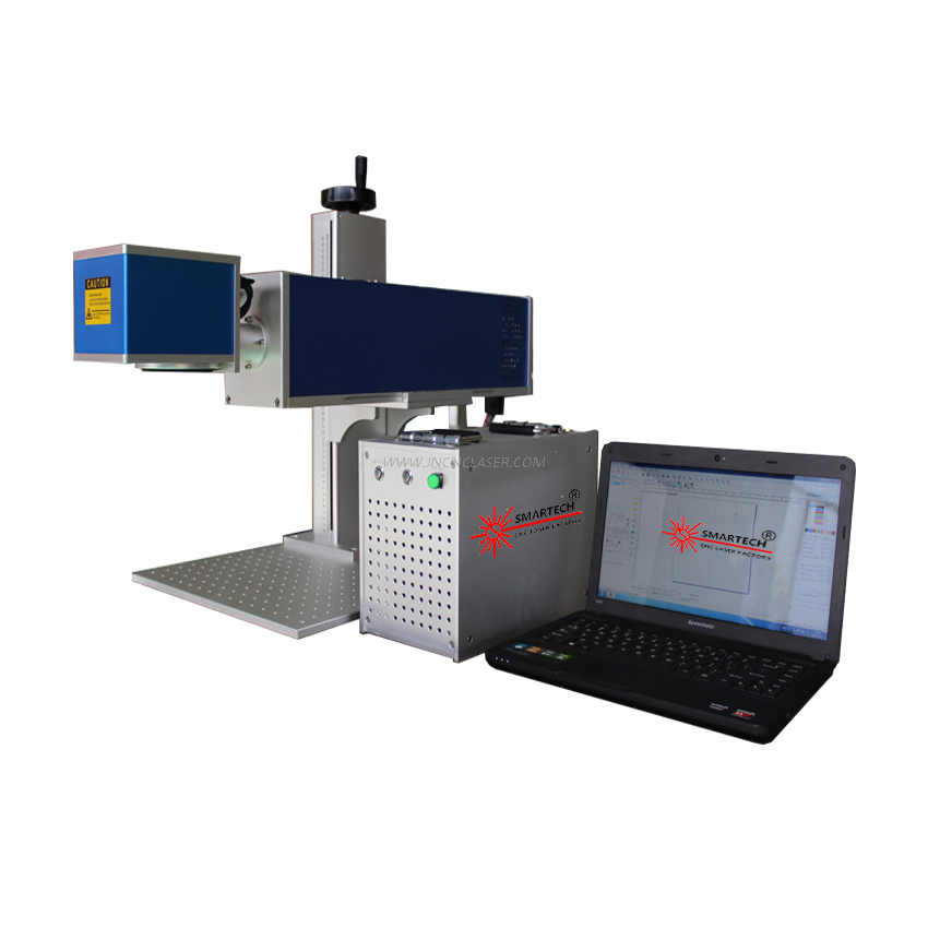 RF Portable Automatic Galvo Co2 Laser Marking Machine